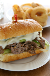 Philly-Cheese-Steak