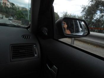 Auto als bewegter Innenraum