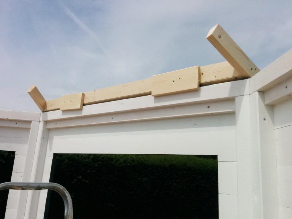 Probe-Dachsegment