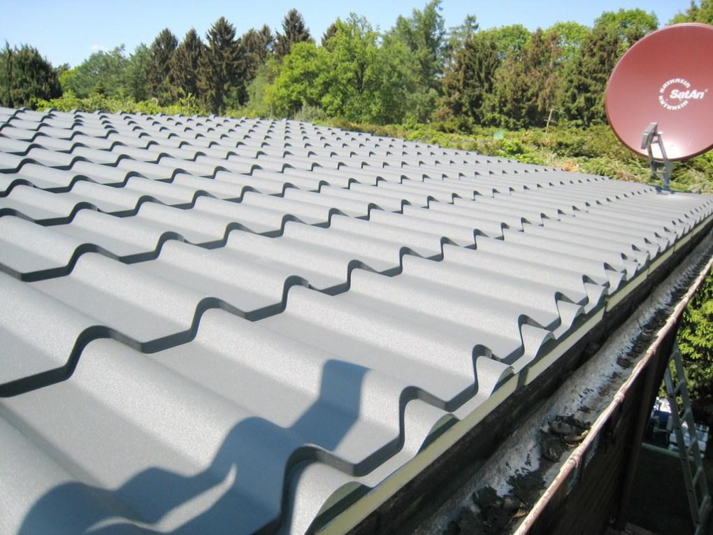 Mobilheim Dach