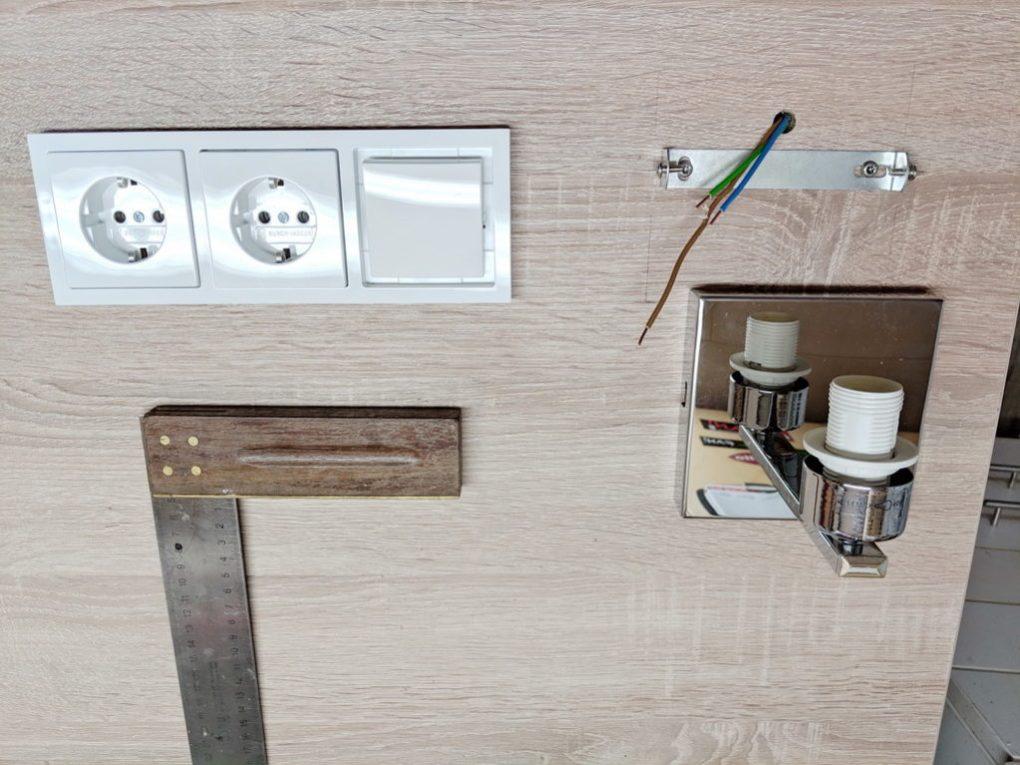 Installation drin