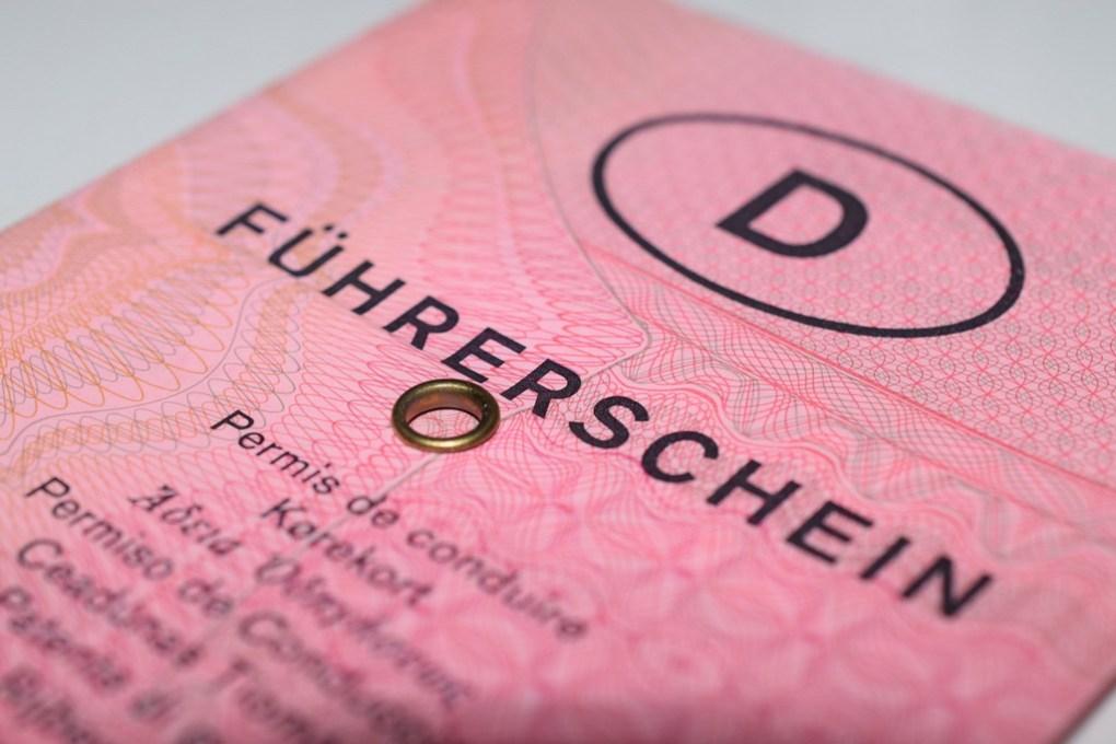Führerschein-neu