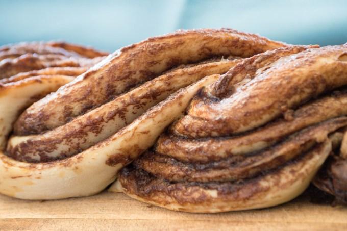 Braided Nutella Bread | Homan at Home