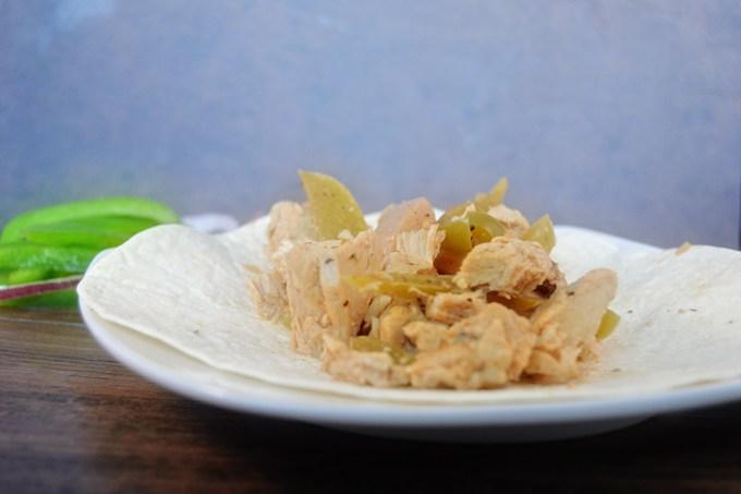 Slow Cooker Chicken Fajitas   Homan at Home