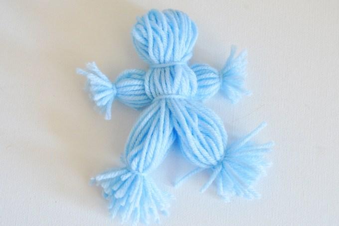 Yarn Dolls | Homan at Home