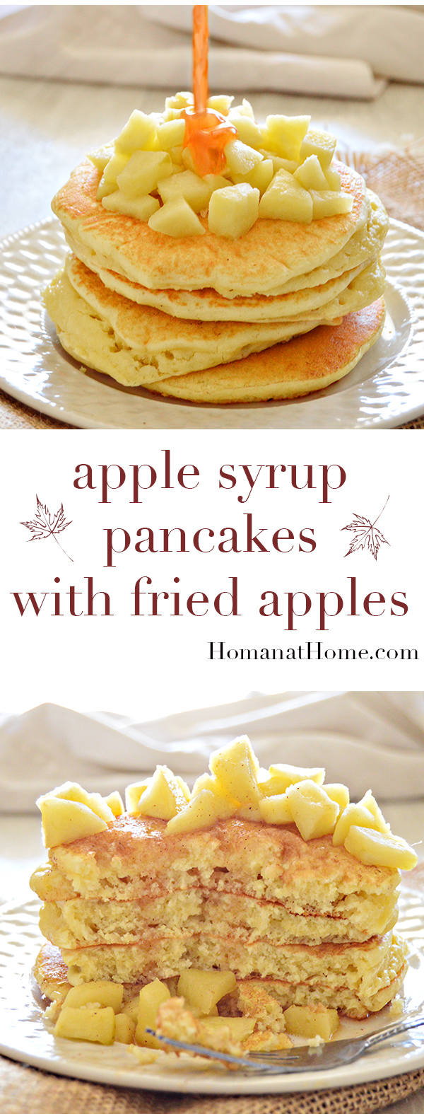 Apple Syrup | Homan at Home