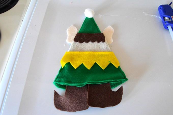 Elf Candy Holder   Homan at Home