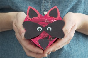 Candy Heart Love Bandit | Homan at Home