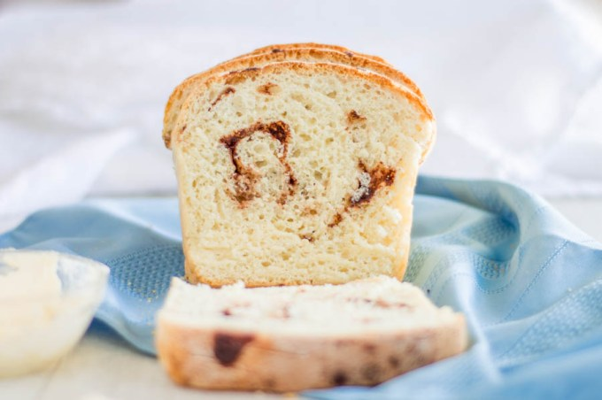 Great Harvest Copycat Cinnamon Chip Bread   Homan at Home