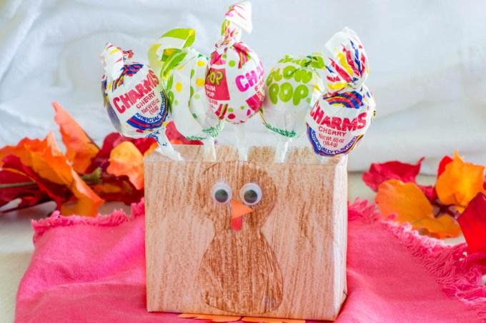 Lollipop Turkeys | Homan at Home