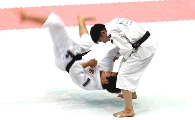 全国高校総体  少林寺拳法競技