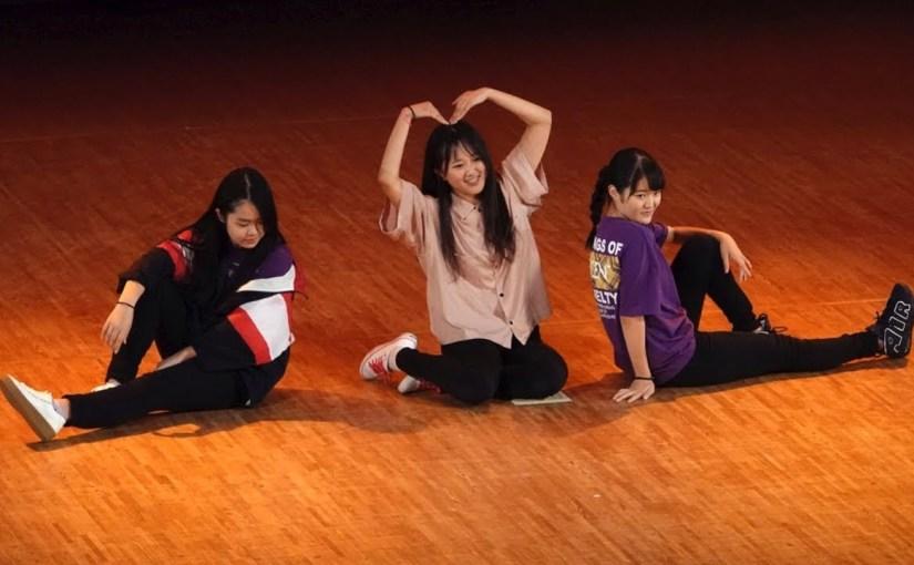 本庄高校  宮崎県高校文化祭ダンス部門