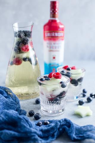 hombre1 com | Red, White & Boozy Cocktails From Smirnoff