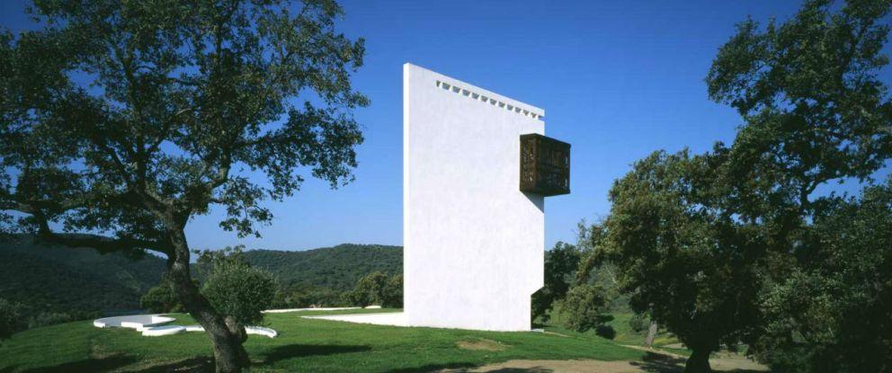 c) Emilio Ambasz: casa del retiro espiritual