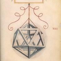 Icosaedro alámbrico