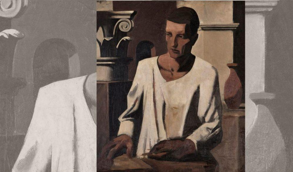 Mario Sironi. El arquitecto. 1922
