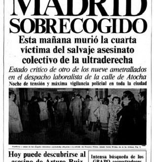 Portada de Diario 16 del 25 de abril de 1977