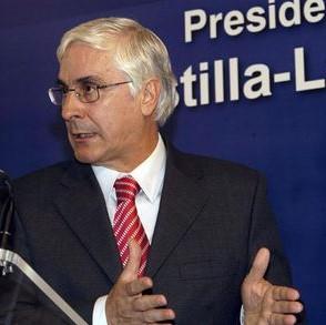 """Barreda acusa a la prensa de una """"campaña de acoso y derribo"""" contra CCM. El Confidencial 31/03/2009"""