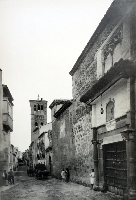 Calle Santo Tomé.