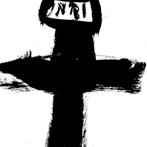 Calvario Sábado Santo Antonio Esteban Hombre de Palo