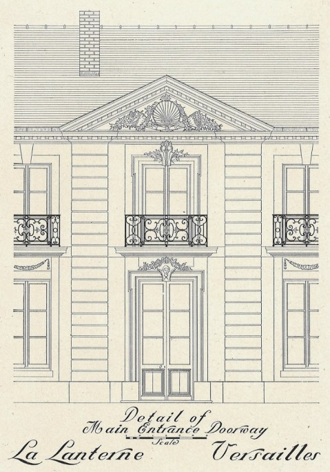 LENTERNE elevation