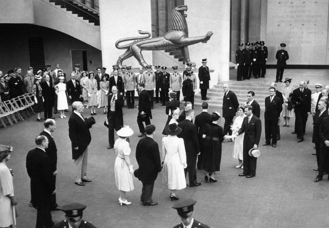 Pabellón Británico. 1939