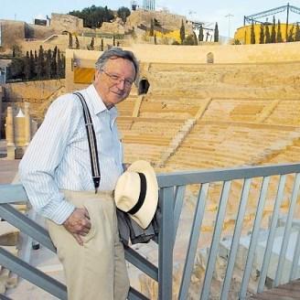Rafael Moneo, autor del proyecto.
