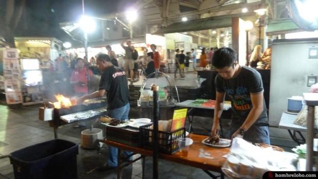 Cocinando en la calle II