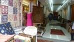 Una tienda de alfombras
