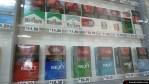 Cajetillas de tabaco con fotos de gente con cancer y tumores