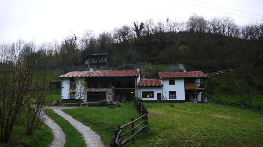 Los Riegos, casa rural