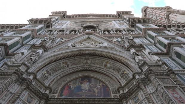 Frontal del Duomo de Florencia