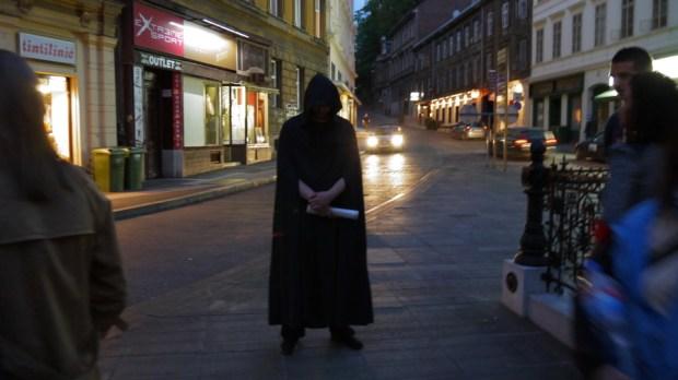 Comienzo de los Secretos de Gric en Zagreb