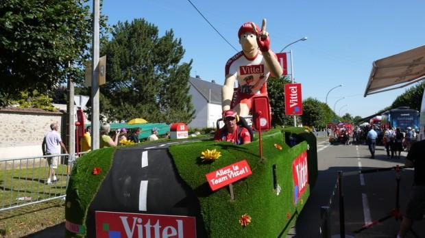 El ciclista victorioso de Vittel