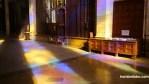 Juegos de luces en la Catedral de Palma de Mallorca