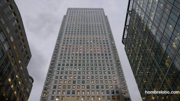 Canary Wharf, Londres, edificio II