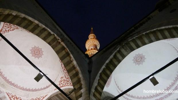 La Mezquita Azul, Estambul IV