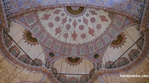 La Mezquita Azul, Estambul VII