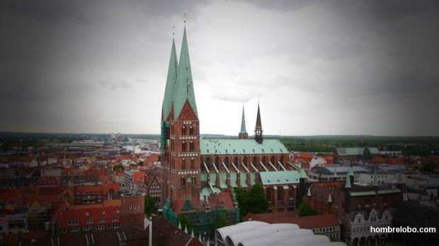 Catedral de Santa María, Lubeck, Alemania