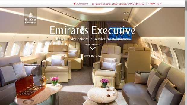 Emirates Executive