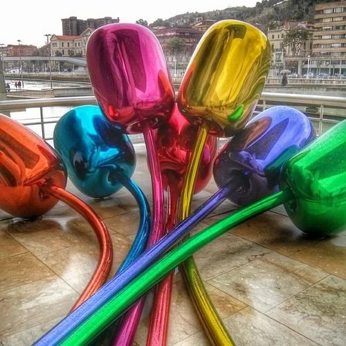 Postal Bilbao