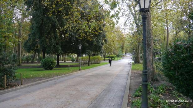 Parque de San Francisco, Oviedo