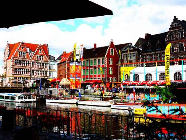 Gentse Feesten (c) Visit Flanders