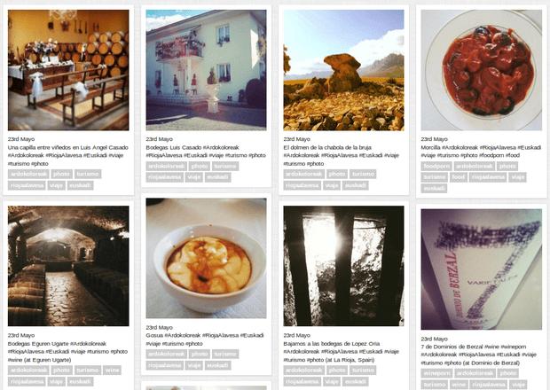 Postales de Rioja Alavesa