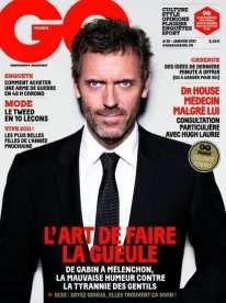 Magazine GQ 2011