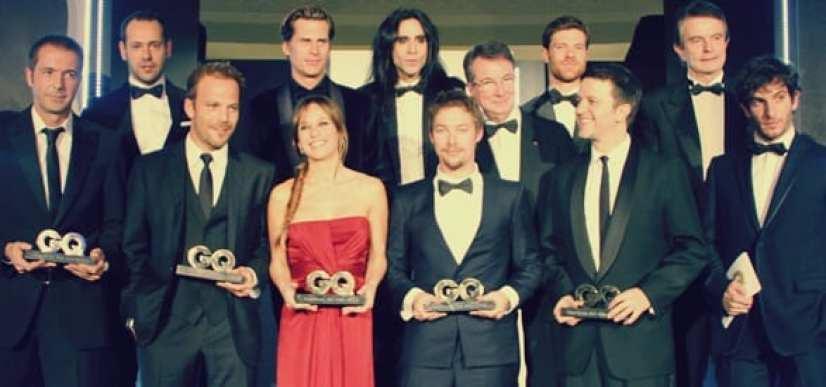 Premiado GQ del año