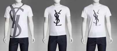 Camisetas YSL