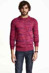 Suéter de punto con textura otoño 2015 (12)