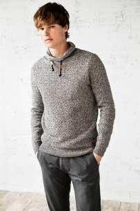 Suéter de punto con textura otoño 2015 (19)