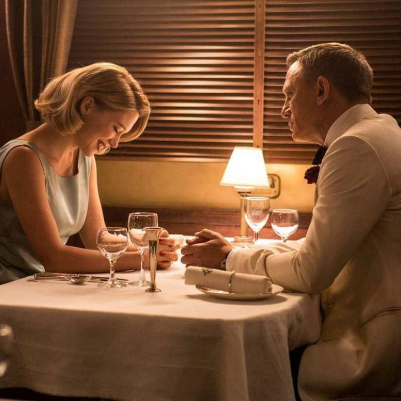 Daniel Craig, un James Bond que viste de Tom Ford (9)